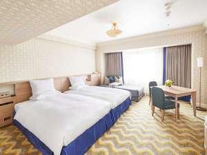ホテルオークラ東京ベイ:「オークラ」ならではのおもてなしの心が随所に配されたスーペリアルーム