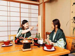お食事風景イメージ