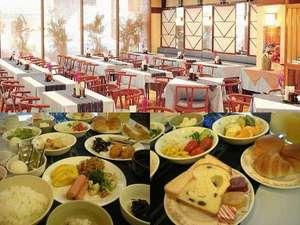 琉球サンロイヤルホテル:■朝食/和・洋バイキング料理■会場/四季■時間/07:00~09:30
