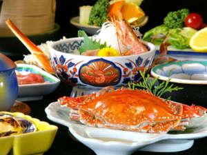 南知多 旅館 二見荘:旬の海の幸を一緒にご提供しております。