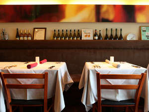 「Ristorante Suolo」では国内ではここだけという珍しいワインも。