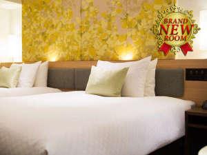 ホテル日航大阪:ニッコープレミアム ベッド