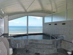 久米島イーフビーチホテル:展望風呂