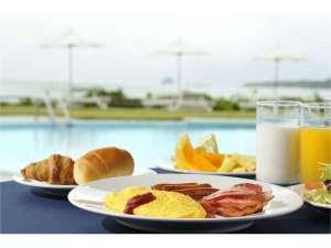久米島イーフビーチホテル:朝食イメージ