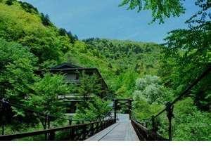 つり橋の宿 山水観湯川荘の写真