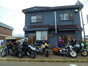 ゲストハウス 函館クロスロード 外観