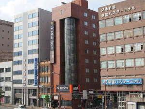 アパホテル〈長崎駅前〉の写真