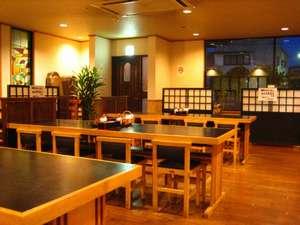 ホテルオオハシ飯田:レストラン「ぶぅ太郎」