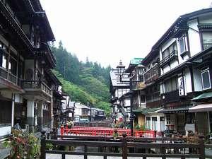 銀山温泉の宿 旅館 酒田屋