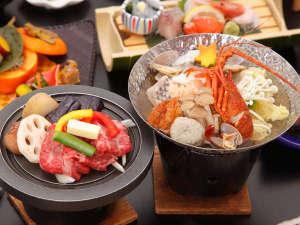 伊豆長岡温泉京急ホテル:*夕食一例/伊豆の味覚をお楽しみいただけるお食事をご賞味くださいませ。