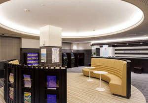 ダイワロイネットホテル水戸:【6階】ホテルロビー