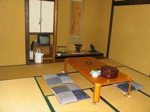 旅館一蘭荘:当館は全室和風です
