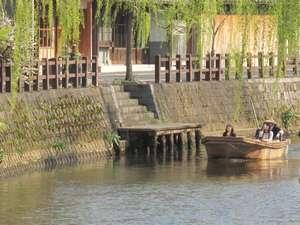 旅館一蘭荘:舟めぐり