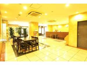 板橋センターホテル:ロビー