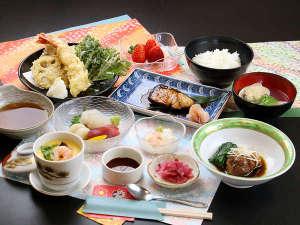 とっぷ・さんて大洋:◆【和コース】スタンダード夕食の和コースは人気ナンバーワン