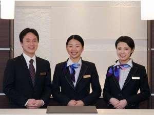 リッチモンドホテル福岡天神:皆さまのお越しを心よりお待ちしております!