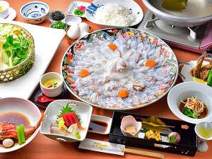 天空海遊の宿末広:【三河の味覚】柔らかな食感と旨味がたまらない『たこしゃぶ食べ放題付会席』 ※写真はイメージ