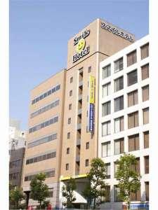 スマイルホテル東京日本橋:★外観