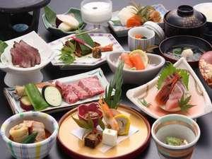アーデンホテル阿蘇:会席料理/例