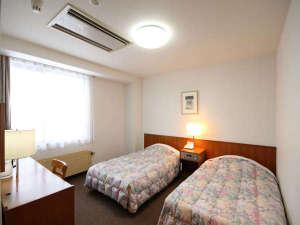 稚内サンホテル:ツイン1
