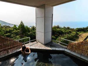 四国最南端絶景リゾートホテル 足摺テルメ:太平洋を一望!天然ラドン温泉の露天風呂
