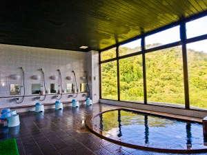 南あわじ市サイクリングターミナルゆずるは荘:大浴場
