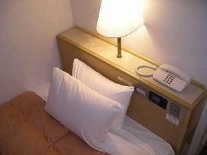 結城第一ホテル(BBHホテルグループ):選べる2つの枕で、快適な睡眠をお約束いたします!