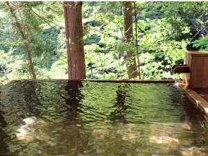 【おんせんリゾートShimaBlue】天然温泉露天風呂付離れ:MW風呂