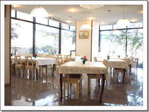 ホテルニューユタカ:1Fレストラン