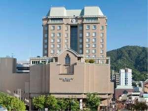 呉阪急ホテル 外観