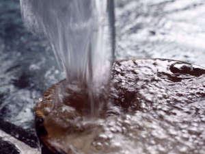 旅館 城山荘:湯量豊富な菊池温泉の湯をご堪能ください!