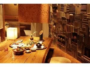 妙見石原荘:地元の旬の素材を活した、会席料理