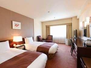福山ニューキャッスルホテル:スーペリアツインルーム