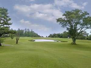 ゴルフコースが併設富士山や伊豆大島が望めます