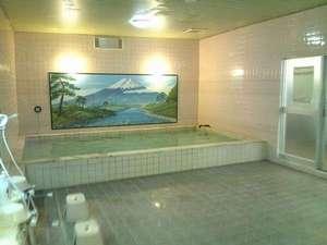 東京ビジネスホテル:女子大浴場です、男女とも同様の大きさです。