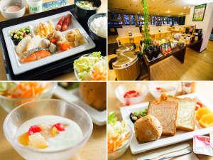 スーパーホテルInn仙台・国分町:Lohasな無料健康朝食♪