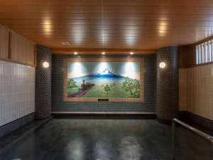 ホテル・トリフィート小樽運河(2018年4月20日オープン):大浴場【山の音】