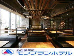 2階【串揚げ・鉄板 JYO】の店内
