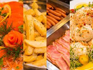 ホテル町田ヴィラ:【朝食】朝7:00~9:30(最終入場9:00)シェフ特製のメニューをご用意しております