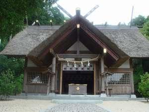料理の神様を祀る高家神社
