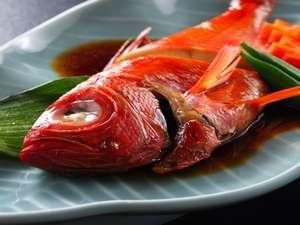 【千倉グルメ】地魚舟盛りに金目鯛姿煮&伊勢海老・あわびはお好きな調理法で♪