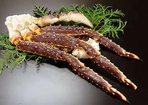 【金目タラバグルメ】伊勢海老サザエ刺付き舟盛に金目鯛姿煮と焼きタラバも召し上がれ♪
