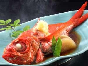 お客様絶賛の金目鯛姿煮