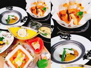 秋のお料理~イメージ~