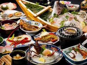 名物磯舟料理 おくのせこ:エビ三昧DX(秋、冬)