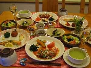 森のみち草:心のこもった欧風家庭料理