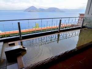 8階絶景露天風呂