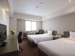 インターナショナルガーデンホテル成田:ツインルーム