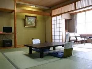 吉田屋 錦海楼:12畳和室(洗浄機能トイレ・バス付