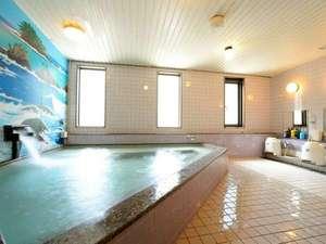 ドーミーインEXPRESS仙台広瀬通 (旧 ドーミーイン仙台本館):◆男性専用大浴場 手足を伸ばして入浴できる大浴場があるのも魅力。
